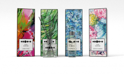 Home Perfume Waterfall set - aroma difuzér Essens, parfém do interiéru